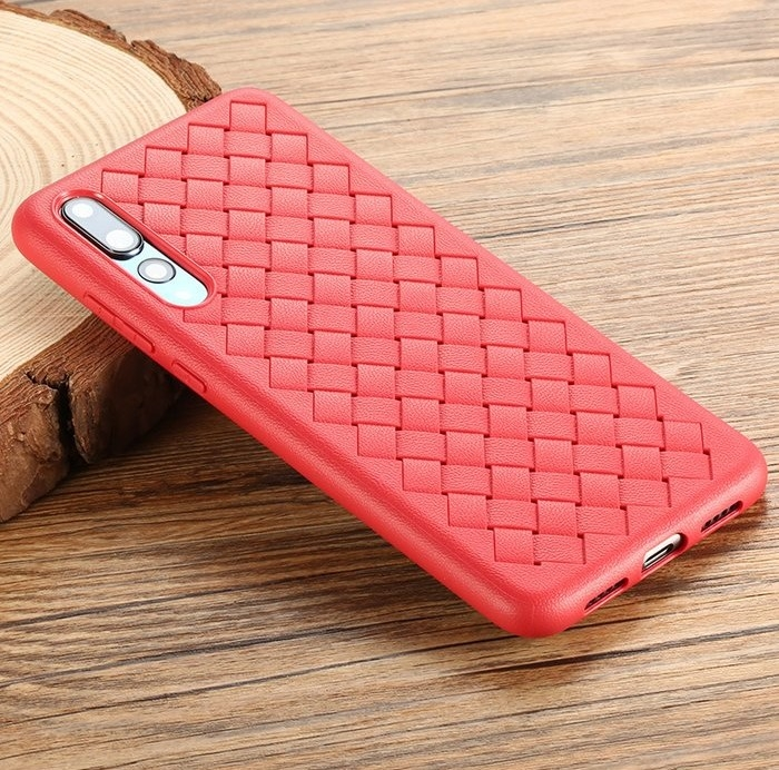 Husa Benks TPU Red impletita pentru Huawei P20 Pro 0