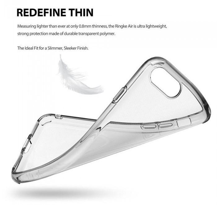 Husa Ringke Air CRYSTAL VIEW pentru iPhone 7  iPhone 8 5