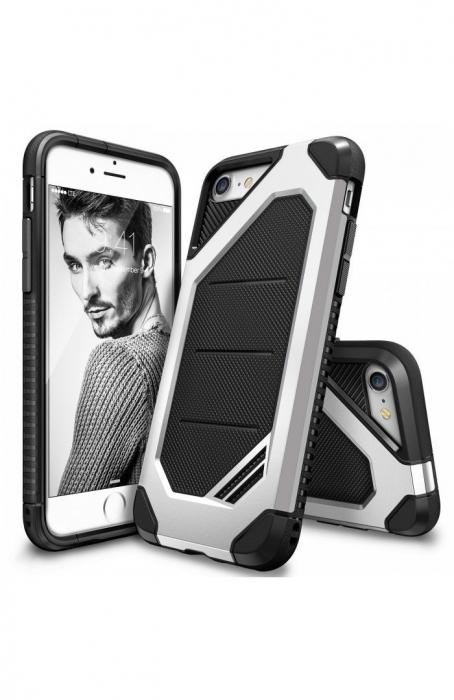 Husa  Ringke ARMOR MAX ICE SILVER pentru iPhone 7  iPhone 8 1