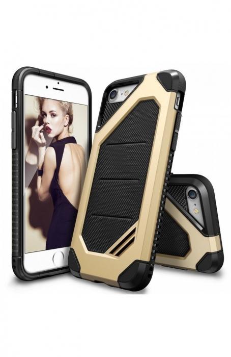 Husa Ringke ARMOR MAX ROYAL GOLD pentru iPhone 7  iPhone 8 0