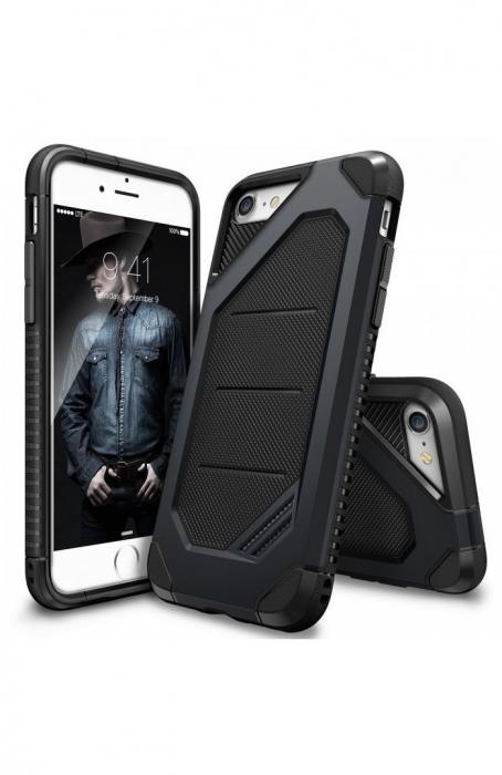 Husa Ringke ARMOR MAX SLATE METAL pentru iPhone 7  iPhone 8 0