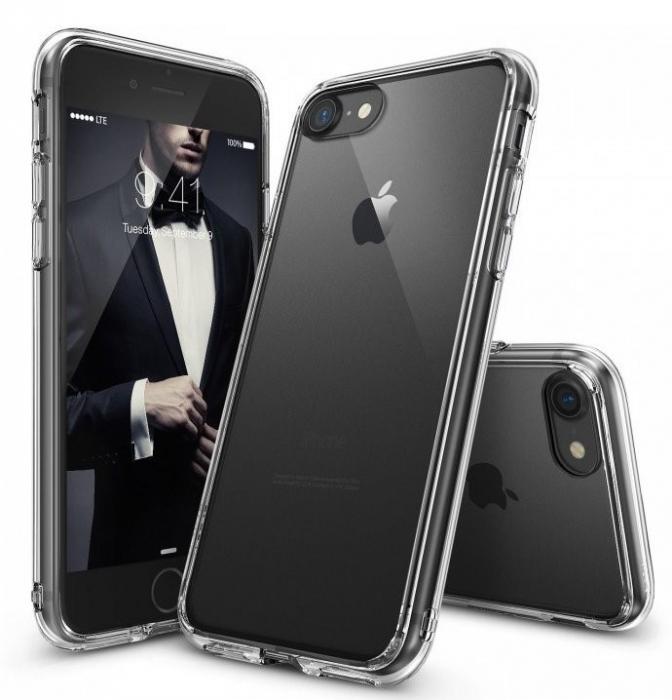 Husa Ringke FUSION CRYSTAL VIEW pentru  iPhone 7  iPhone 8 6