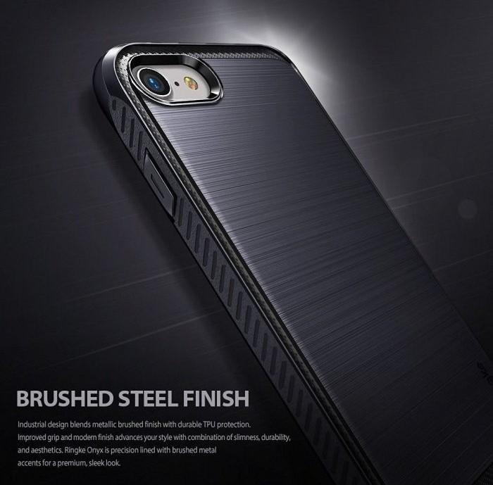 Husa Ringke ONYX MIST GRAY pentru iPhone 7  iPhone 8 5