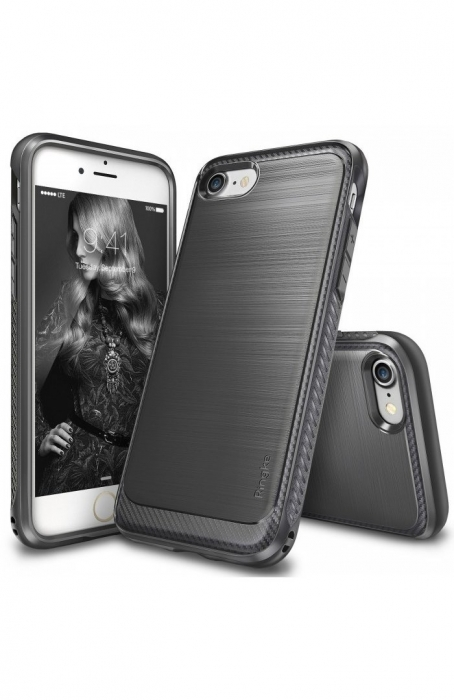 Husa Ringke ONYX MIST GRAY pentru iPhone 7  iPhone 8 7