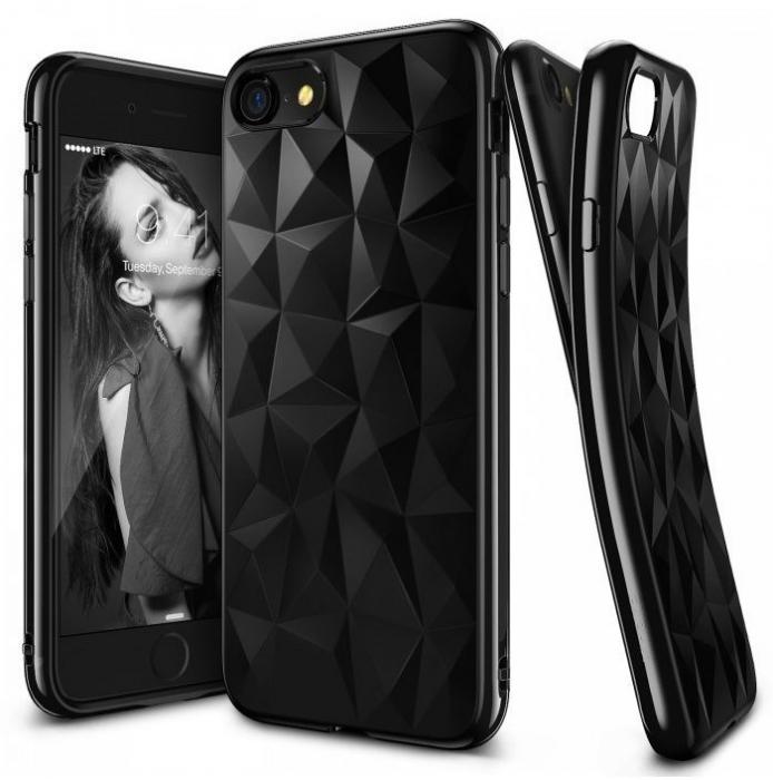 Husa  Ringke PRISM INK BLACK pentru iPhone 7  iPhone 8 0