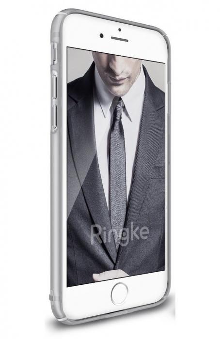 Husa Ringke Slim FROST GREY pentru iPhone 7  iPhone 8 1