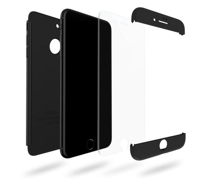 Husa iPhone 8 GKK 360 Logo Cut pentru iPhone7 si iPhone 8 1