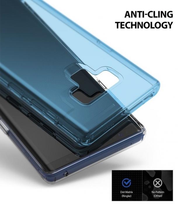 Husa Ringke Air Purple pentru Samsung Galaxy Note 9 8