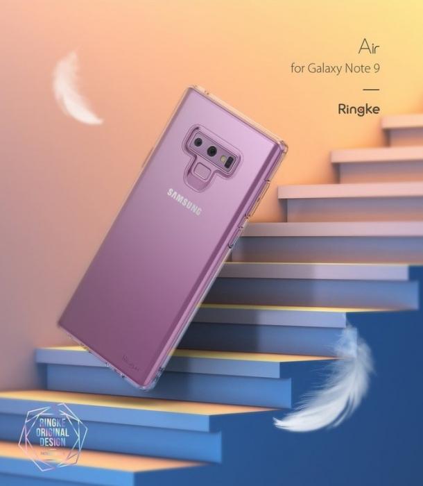 Husa Ringke Air Purple pentru Samsung Galaxy Note 9 7