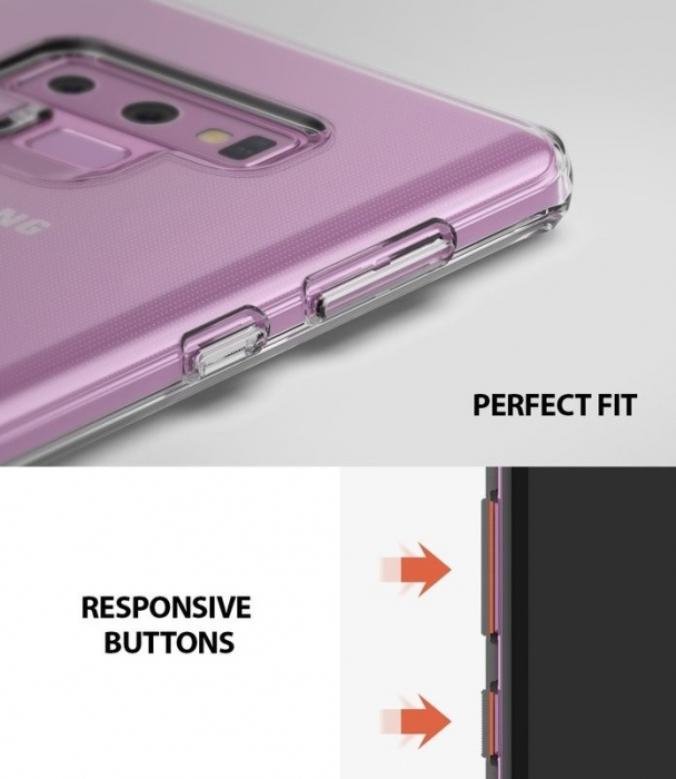 Husa Ringke Air Blue pentru Samsung Galaxy Note 9 2