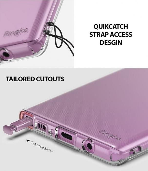 Husa Ringke Air Purple pentru Samsung Galaxy Note 9 5