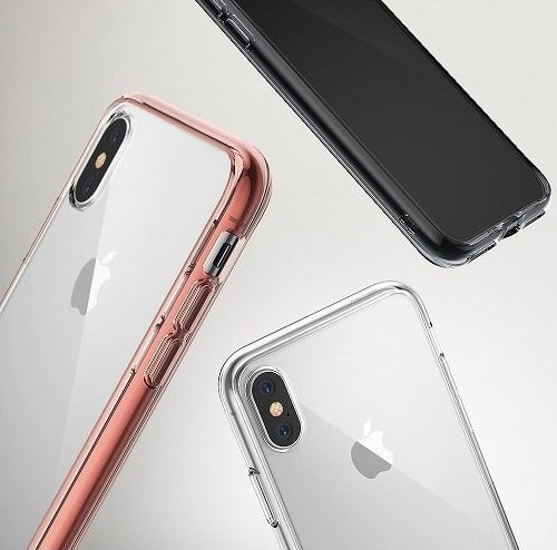 Husa Ringke Fusion Clear pentru iPhone X 2