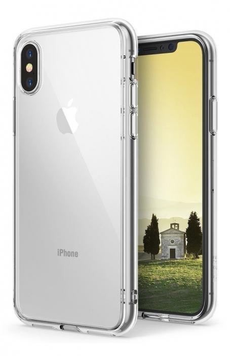 Husa Ringke Fusion Clear pentru iPhone X 7