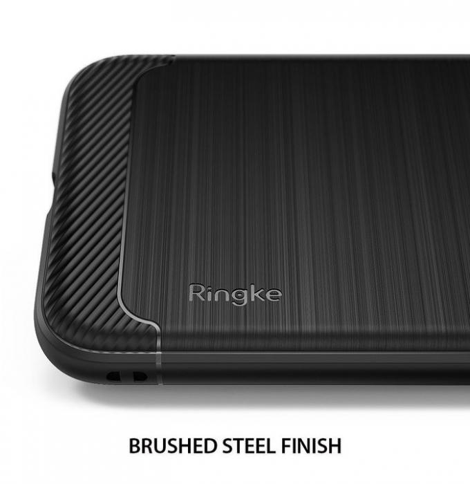 Husa Ringke Onyx Black pentru iPhone X 5