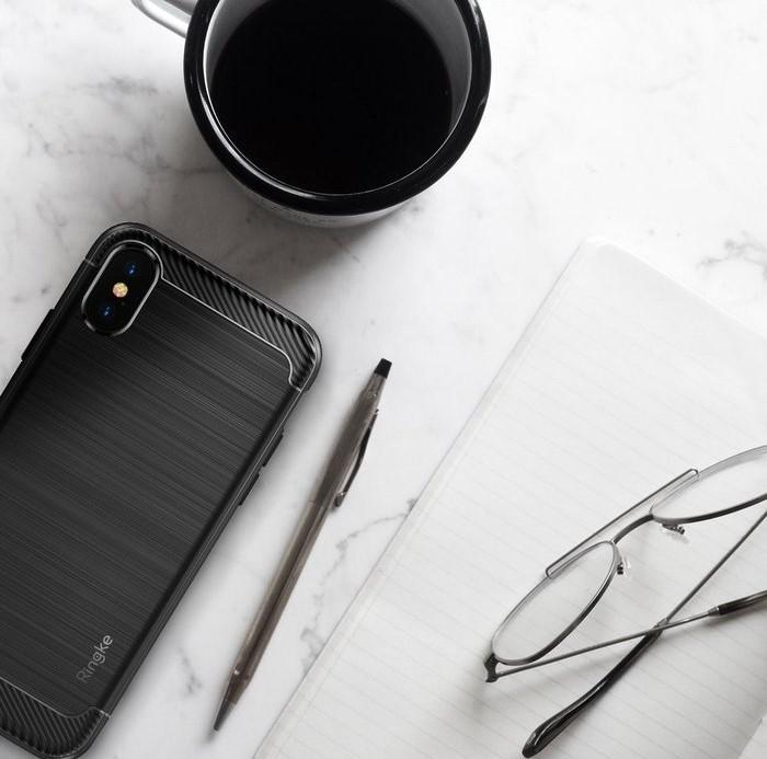 Husa Ringke Onyx Black pentru iPhone X 1