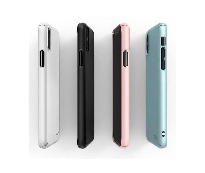 Husa Ringke Slim Black pentru iPhone X 4