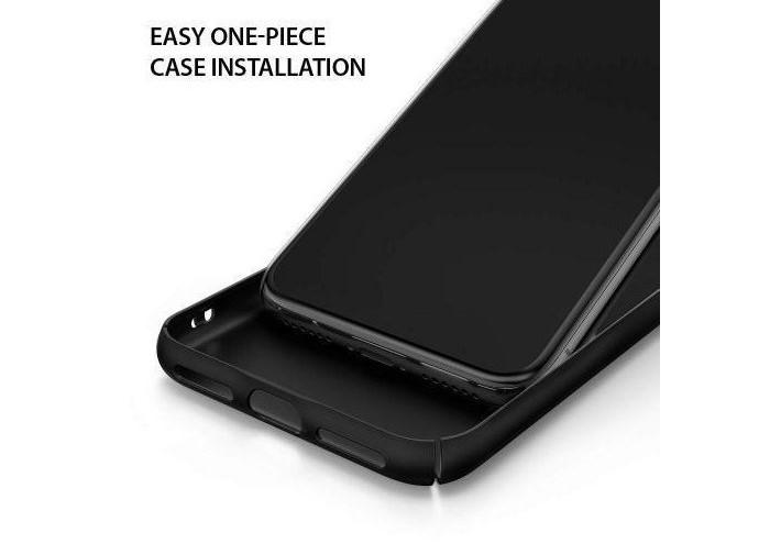 Husa Ringke Slim Black pentru iPhone X 2