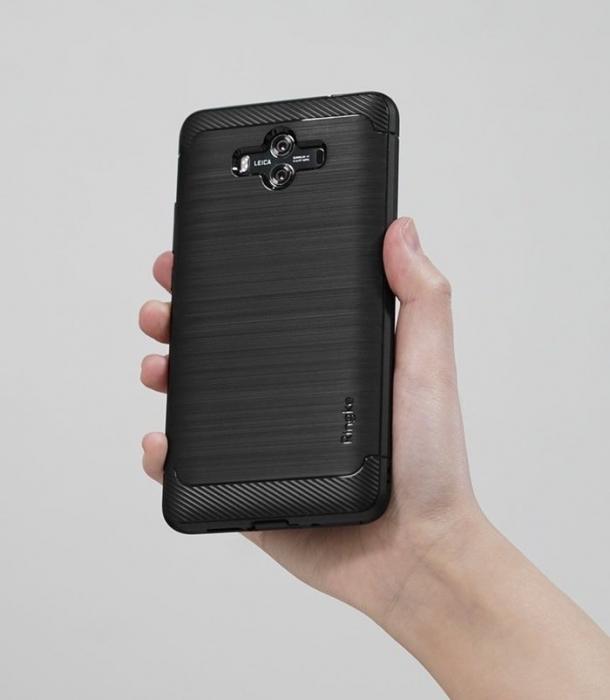 Husa Ringke Onyx Negru pentru Huawei Mate 10 0