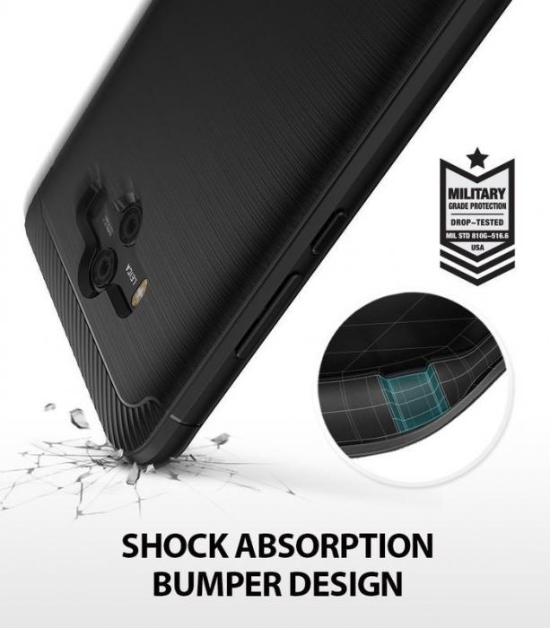 Husa Ringke Onyx Negru pentru Huawei Mate 10 1