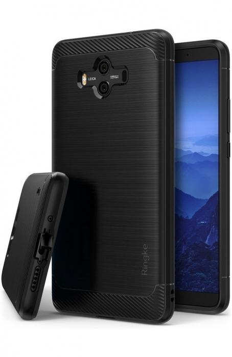 Husa Ringke Onyx Negru pentru Huawei Mate 10 2