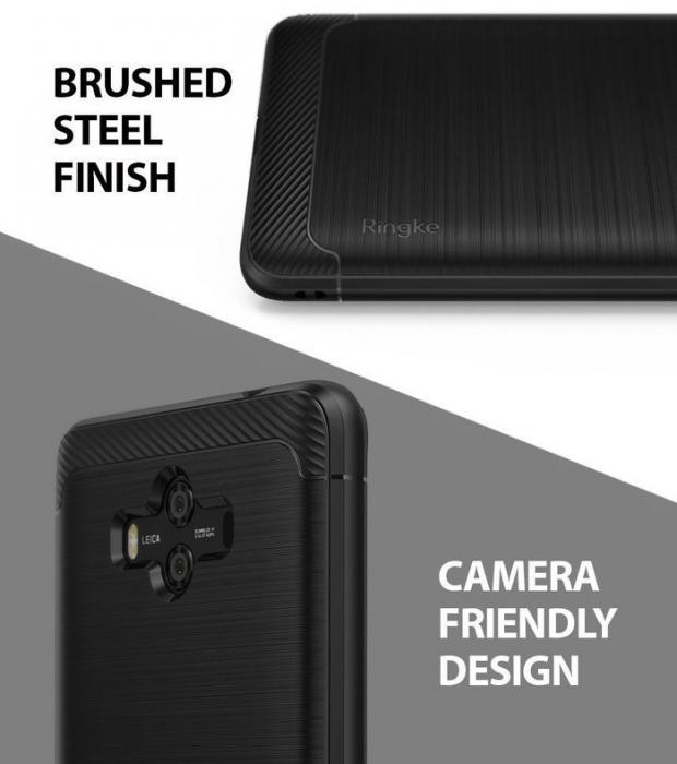 Husa Ringke Onyx Negru pentru Huawei Mate 10 5