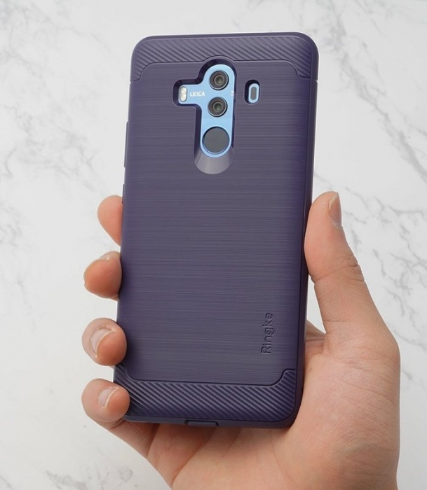 Husa Ringke Onyx Violet Pentru Huawei Mate 10 PRO 2