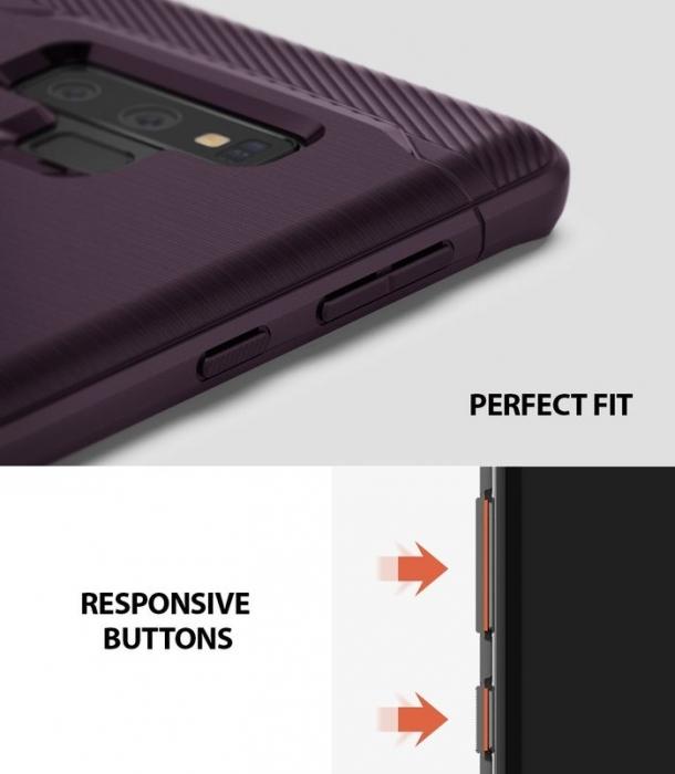 Husa Ringke Onyx Black pentru Samsung Galaxy Note 9 6