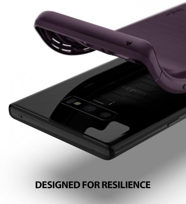 Husa Ringke Onyx Black pentru Samsung Galaxy Note 9 8