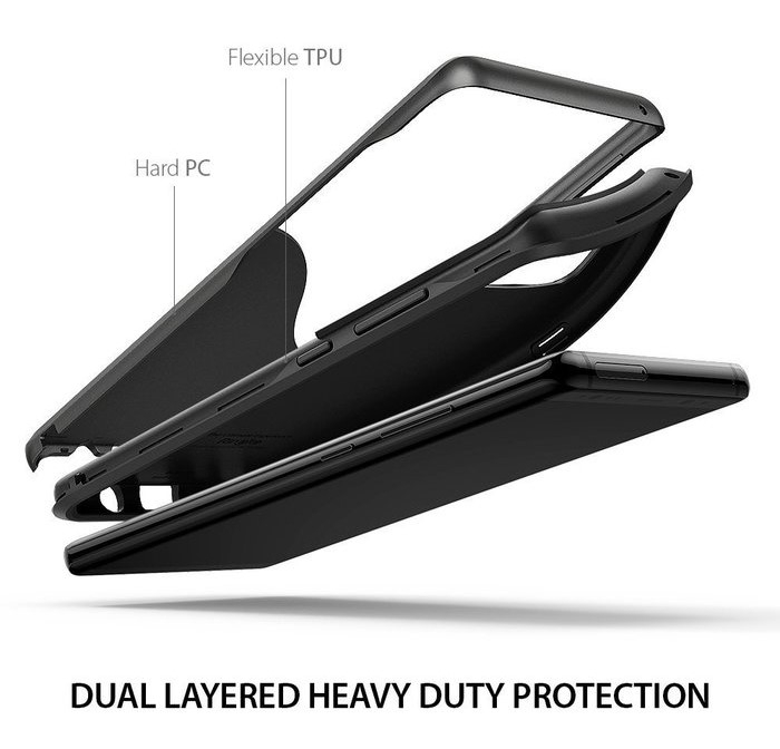 Husa Ringke Wave Metallic Chrome pentru Samsung Galaxy Note 8 2