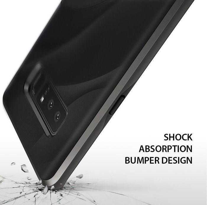 Husa Ringke Wave Metallic Chrome pentru Samsung Galaxy Note 8 3