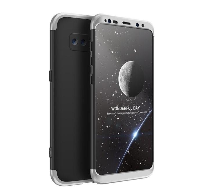 Husa GKK 360 Silver pentru Samsung Galaxy Note 8 0