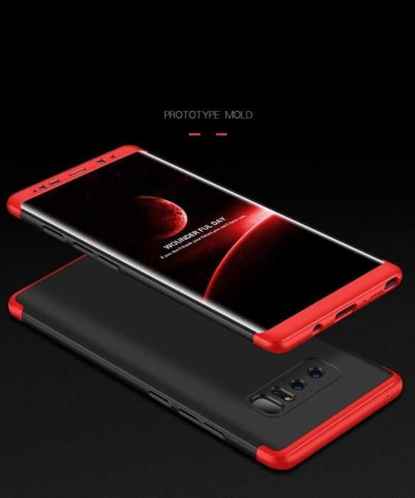 Husa GKK 360 Red pentru Samsung Galaxy Note 8 4