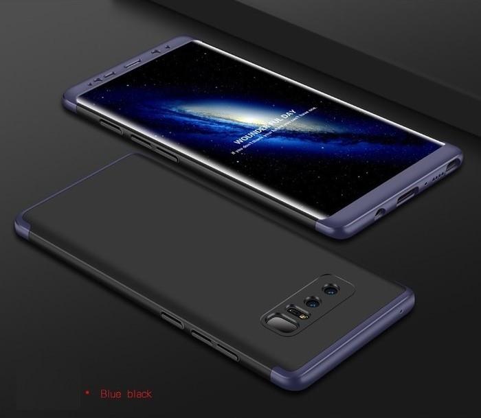 Husa GKK 360 Blue pentru Samsung Galaxy Note 8 1