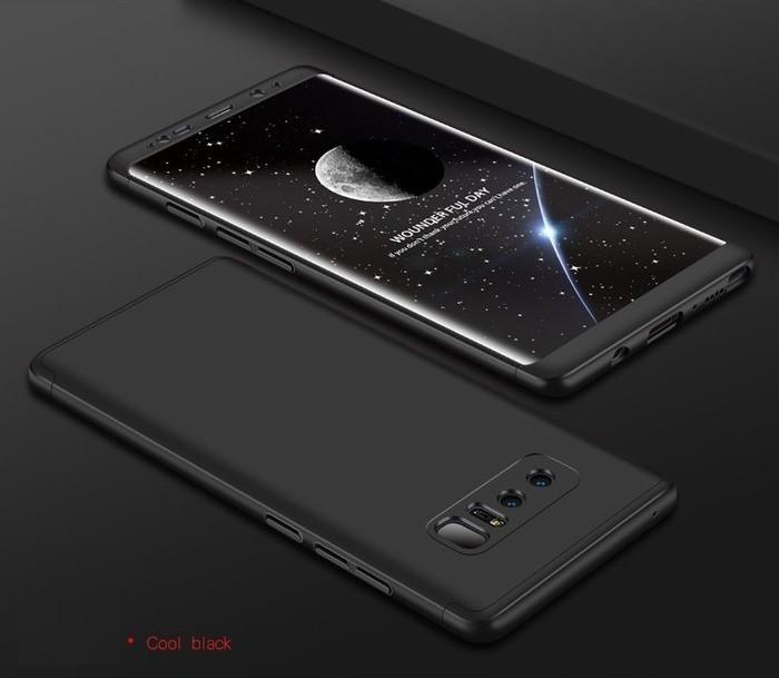 Husa GKK 360 Black pentru Samsung Galaxy Note 8 1