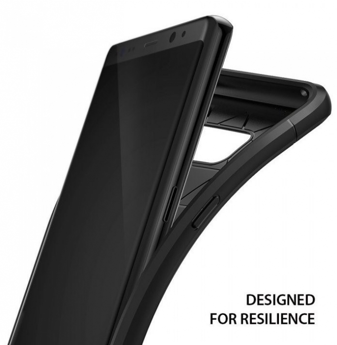 Husa Ringke ONYX BLACK pentru Samsung Galaxy Note 8 0