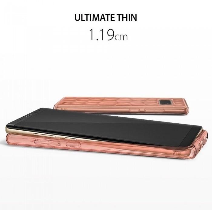 Husa Ringke Prism Rose Gold pentru Samsung Galaxy Note 8 0