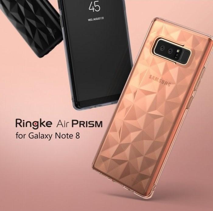 Husa Ringke Prism Rose Gold pentru Samsung Galaxy Note 8 2