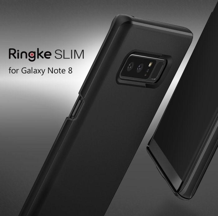 Husa Ringke Slim Sky Blue pentru Samsung Galaxy Note 8 1