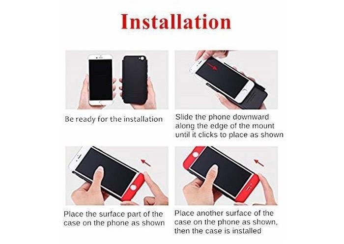 Husa GKK 360 Red pentru Samsung Galaxy Note 9 1