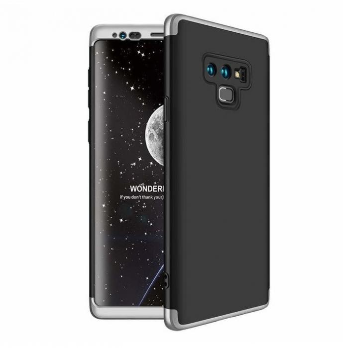 Husa GKK 360 Silver pentru Samsung Galaxy Note 9 0