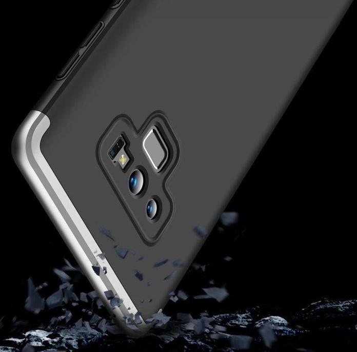 Husa GKK 360 Silver pentru Samsung Galaxy Note 9 3