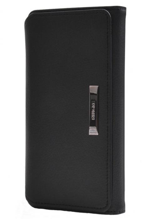 Husa Ringke WALLET NEGRU pentru Samsung Galaxy S6 2