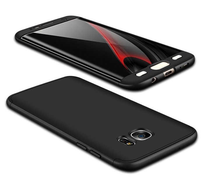 Husa GKK 360 Rosu pentru Samsung Galaxy S7 Edge 6