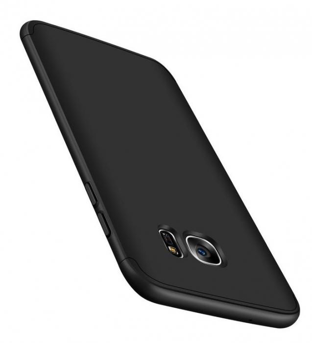 Husa GKK 360 Rosu pentru Samsung Galaxy S7 Edge 3