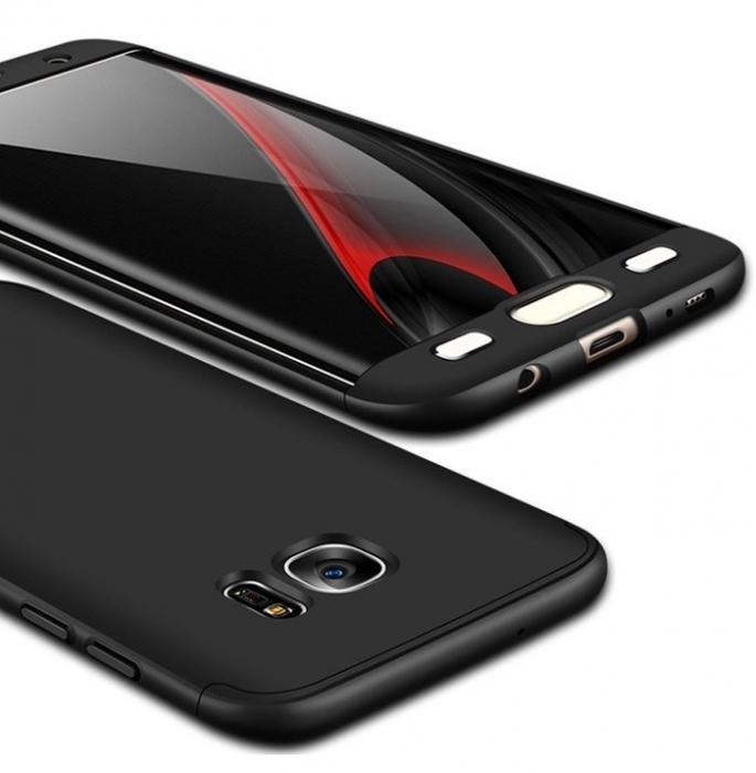 Husa GKK 360 Rosu pentru Samsung Galaxy S7 Edge 1
