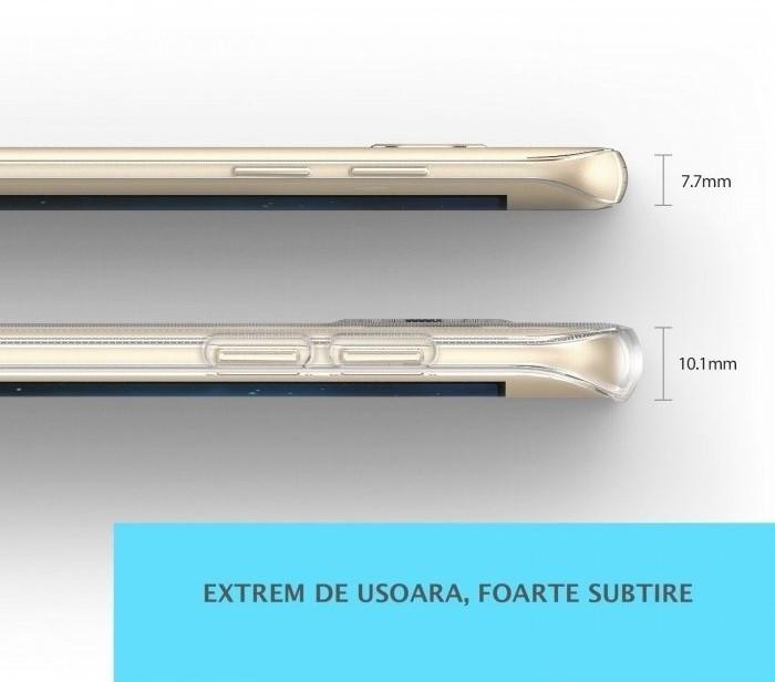 Husa Ringke AIR CRYSTAL VIEW pentru Samsung Galaxy S7 EDGE 5