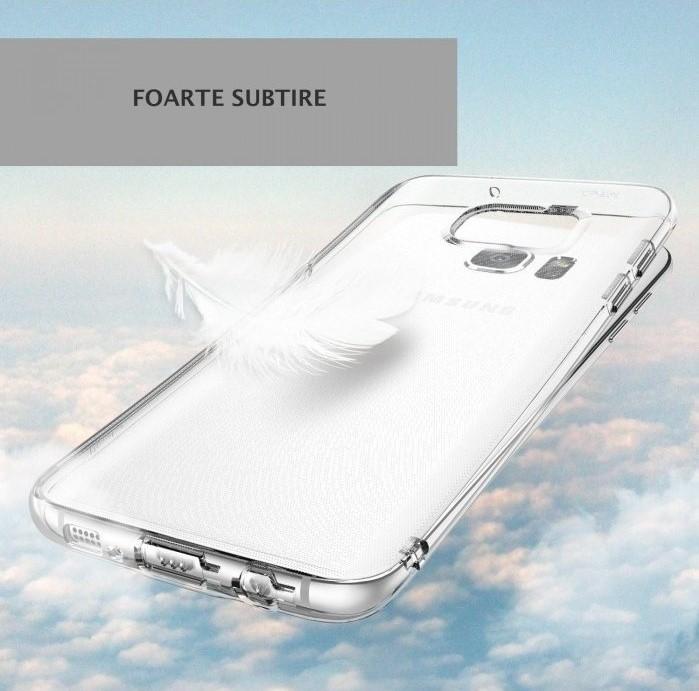 Husa Ringke AIR CRYSTAL VIEW pentru Samsung Galaxy S7 EDGE 4