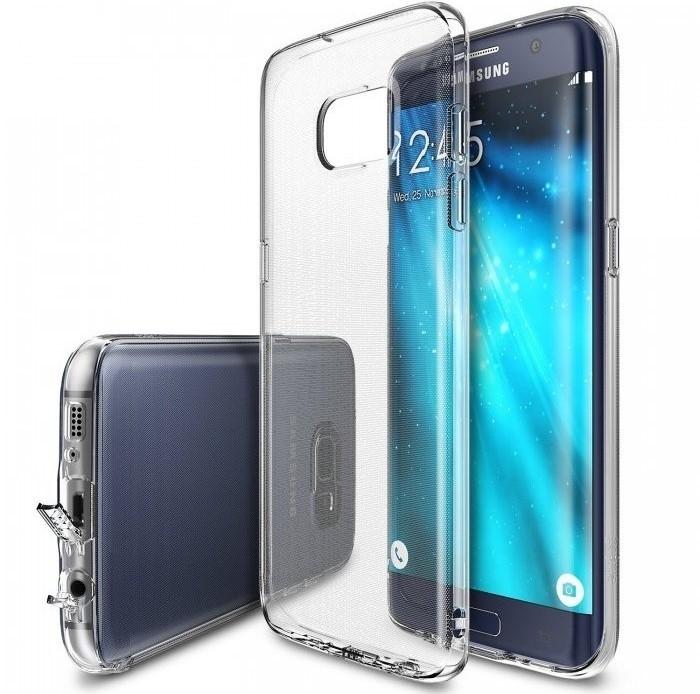 Husa Ringke AIR CRYSTAL VIEW pentru Samsung Galaxy S7 EDGE 1