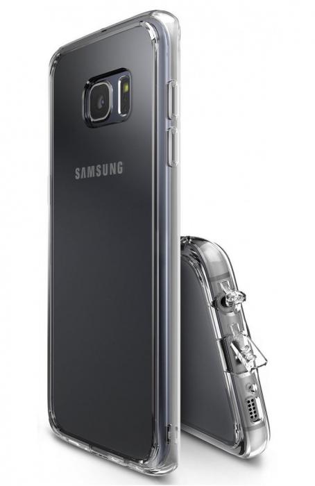 Husa Ringke FUSION CRYSTAL VIEW pentru Samsung Galaxy S7 Edge 2