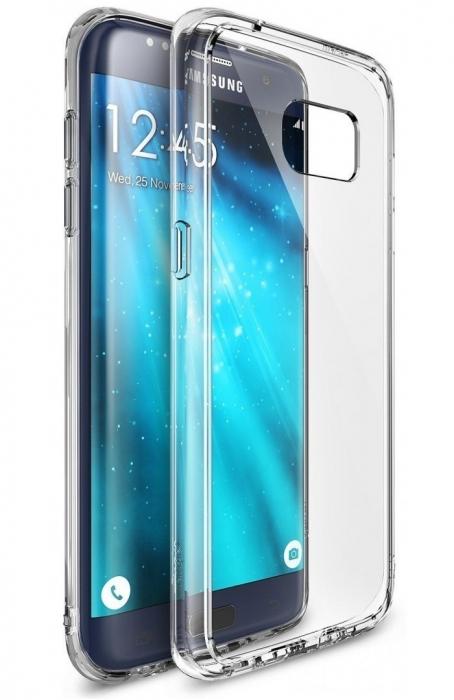 Husa Ringke FUSION CRYSTAL VIEW pentru Samsung Galaxy S7 Edge 4